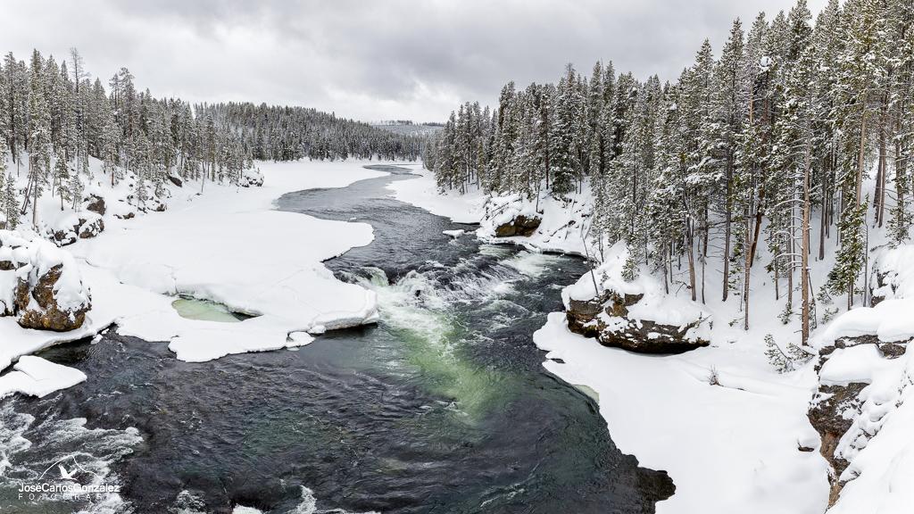 Yellowstone - Río Yellowstone