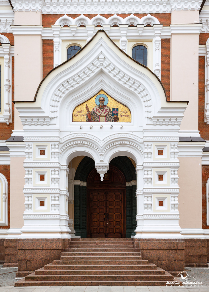 Tallin - Catedral de Alejandro Nevski