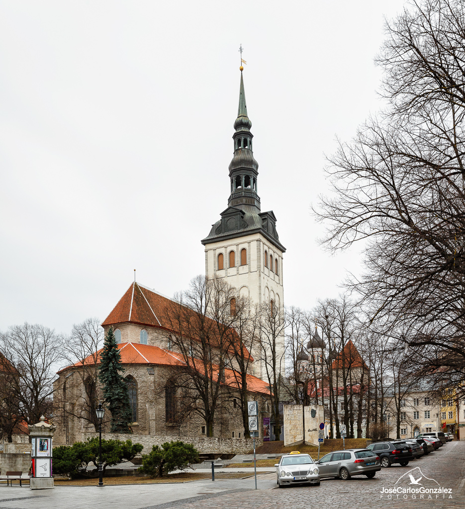 Tallin - Iglesia de San Nicolás