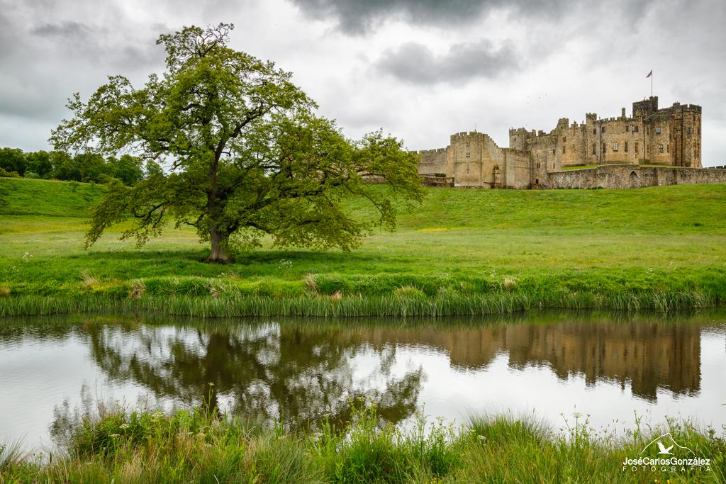 Alnwick - Castillo de Alnwick