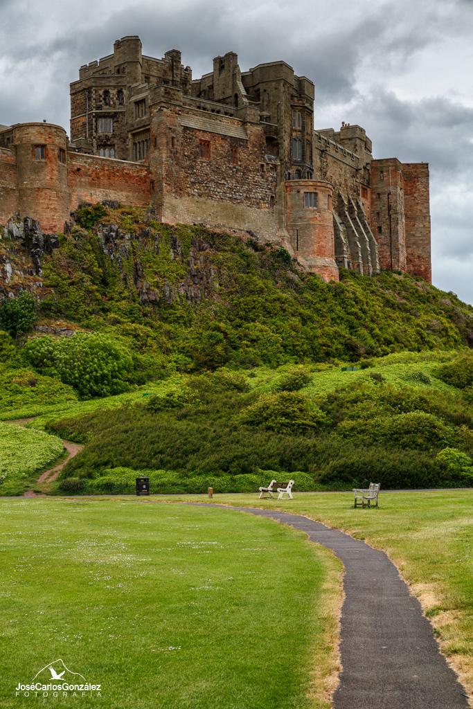 Bamburgh - Castillo de Bamburgh