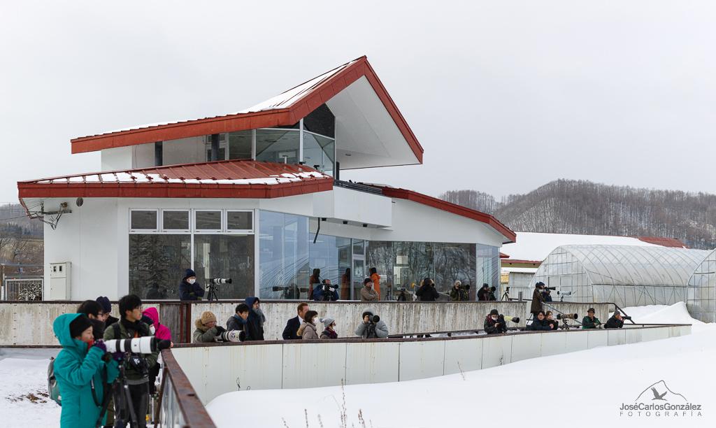 Centro internacional de grullas de Akan