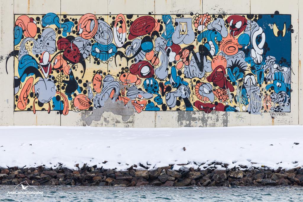Varanger - Grafiti